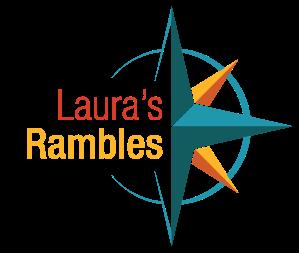 Lauras Rambles logo