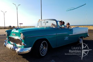Lauras-Rambles-chevrolet-bel-air-cruisin-Cuba