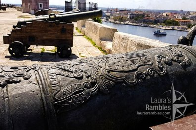 Lauras-Rambles-fort-cannon-Cuba