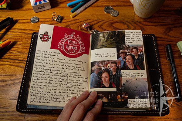 lauras_rambles_Cuba_havana_travelers_notebook_2