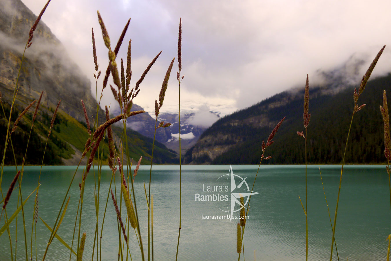 About - Laura's Rambles - Lake Louise - Banff National Park, Alberta, Canada