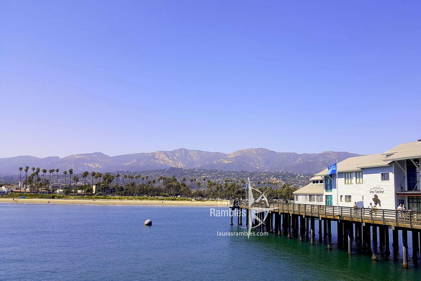 Santa Barbara, CA: Stearns Wharf