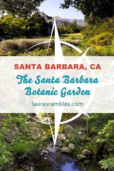 Santa Barbara Botanic Garden Pinterest